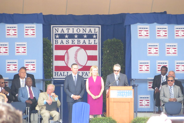 Baseball Hall of Fame - July 2015