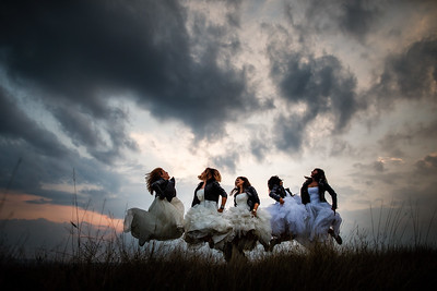 The 5 Brides