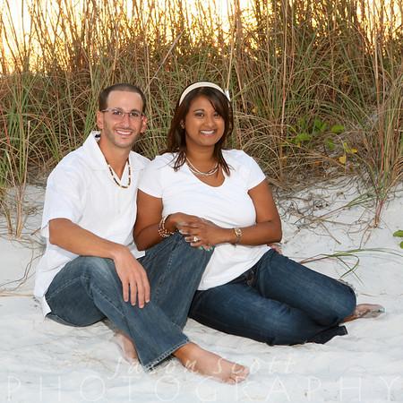 Nadia and Chris