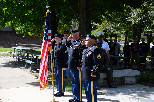 POW/MIA, Gold Star Mother's Remembrance Ceremony
