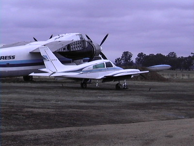Wangaratta Airport.