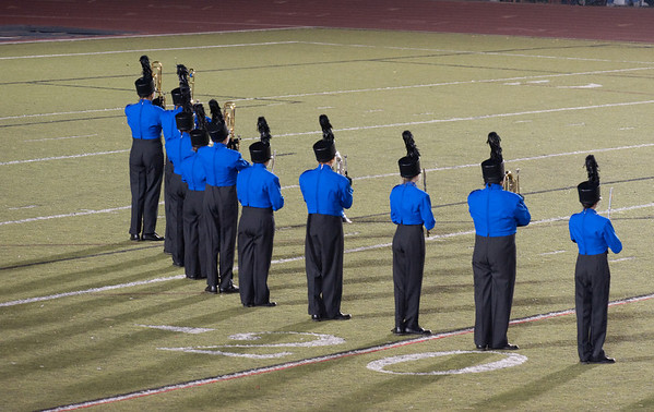 2009.11.14 Vista High Band Competition