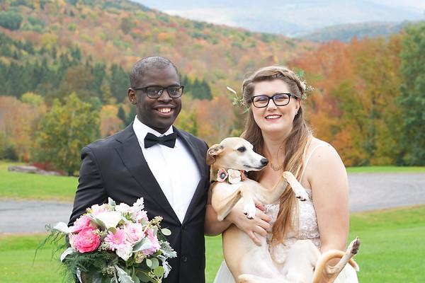 Chris and Sherlyn's  Wedding