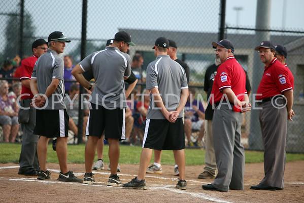 20140712 Yorktown JAA 11-12 Baseball All Stars vs Hagerstown