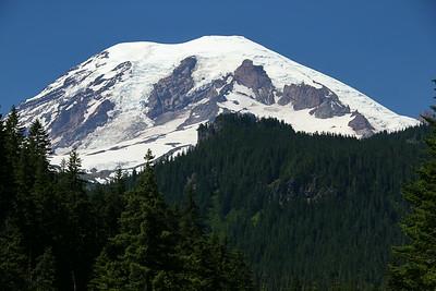 Mt Rainier - July