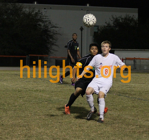 Boys soccer 12-3