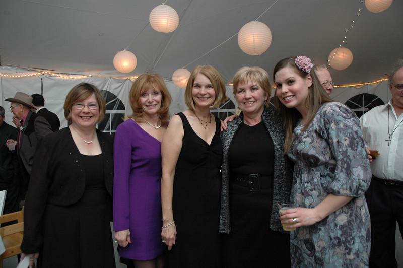 Pat, Arlene, Sue, Melody, Deanne
