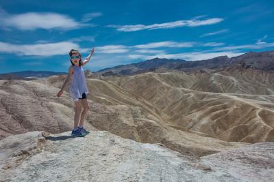 Las Vegas and Death Valley, 2017