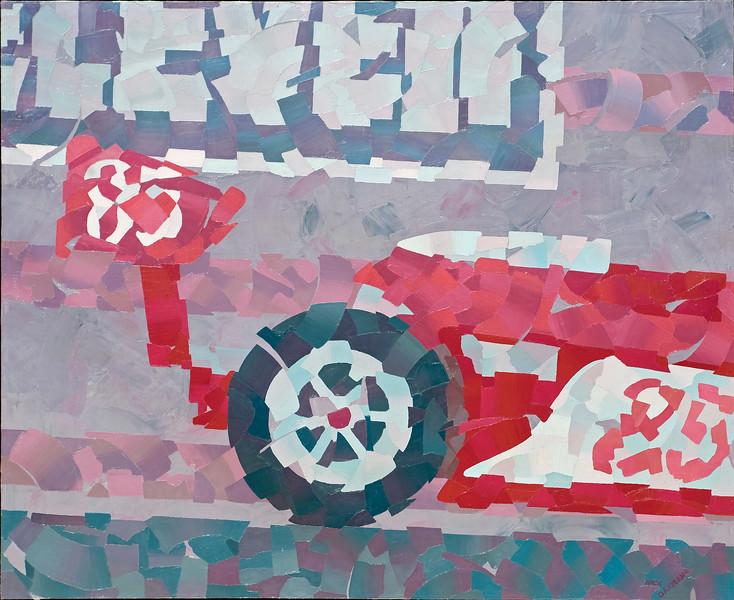 """7-Eleven Race Car"""