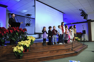 RC Christmas Services 2011