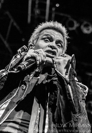Billy Idol at the House Of Blues - LV