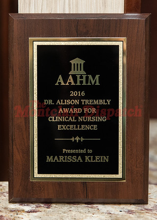 Marissa Klein Honored By American Academy of Hospital Medicine