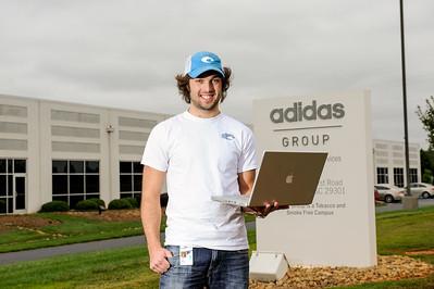 Connor Hopkins @adidas