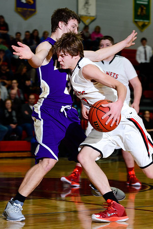 January 8, 2015 CHS vs LeBlond