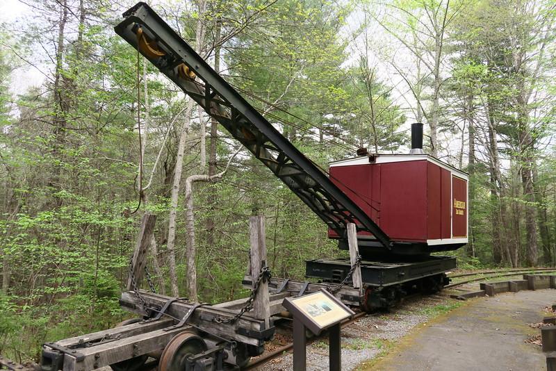 Forest Festival Trail -- Log Loader