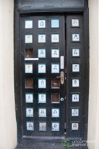 Cool Doorway in Cork, Ireland