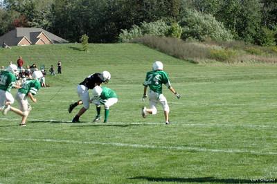 Game 02-Green vs Walnut Creek MS