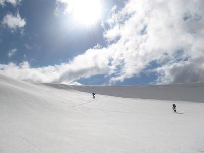 Olympic National Park Ski Backpack