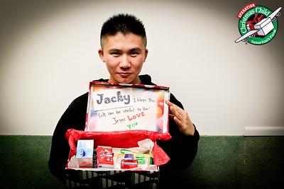 2011 Christmas Operation Child