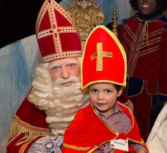 Sinterklaasfeest 2017 BSH