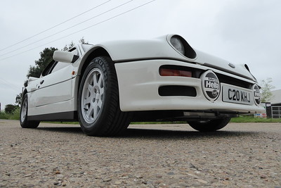 Ford RS200 Replica