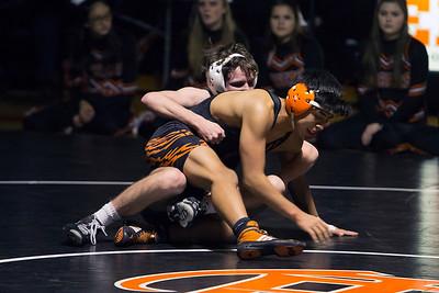 011316 Erie v Frederick Wrestling
