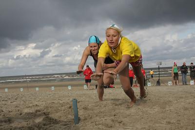 Beachflags 2011 Dames