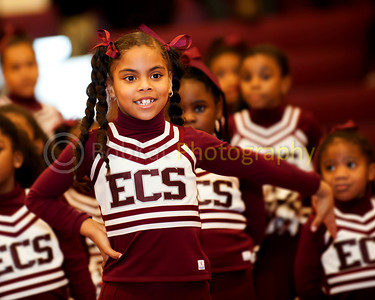 ECS Cheerleaders