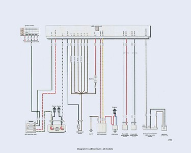 R1100RS/GS Wiring Diagrams