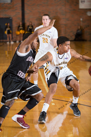 CU vs OCU Basketball