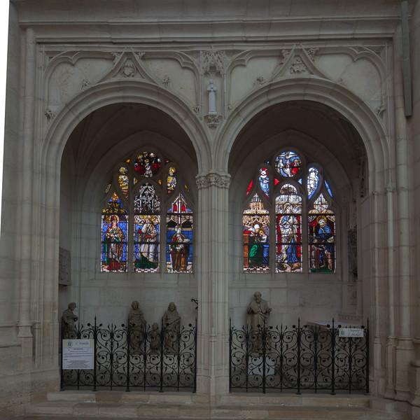 Saint-Nicolas-du-Port Chapels of the Virgin