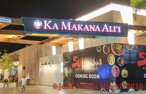 Farm Lovers Market @ Ka Makana Ali'i Shopping Center 10-26-2016