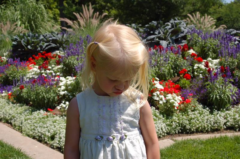 Alexis Eldredge, Logan Temple Grounds,  .JPG