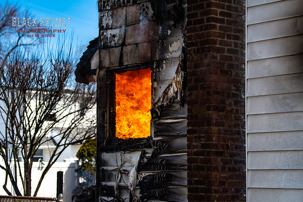 North Massapequa House Fire 04APR19