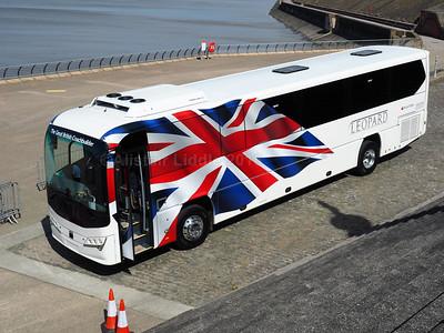 UK Coach Rally April 23rd. & 24th. 2016