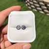 4.08ctw Old European Cut Diamond Pair, GIA I VS2, I SI1 68
