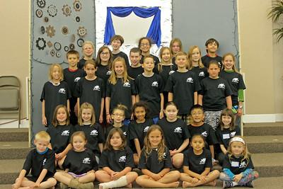 Choir Camp 2014