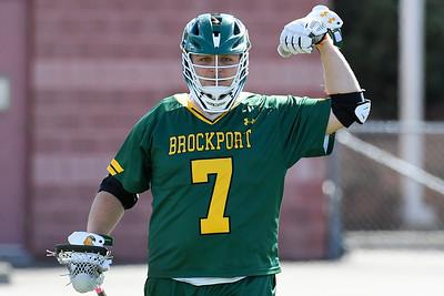NCAA MLax: Brockport at Cortland; 4/13/21 (1st Half)