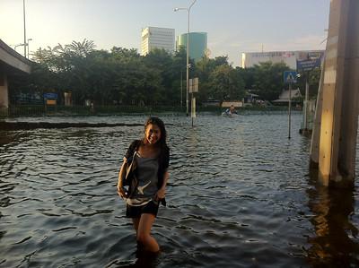 Bangkok Flood
