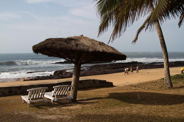 Ghana Coastline