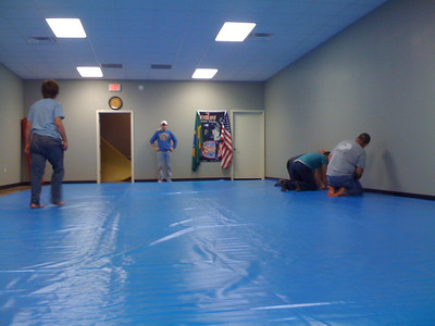 Grand Opening of Barata MMA in Cabot