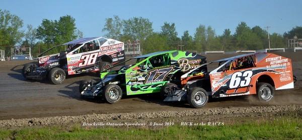 Brockville Ontario Speedway - 6/8/19 - Rick Young