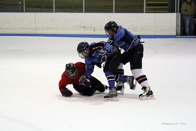 Aviators Bantam 3, February 26, 2009, Parent and Coaches vs Da Kids