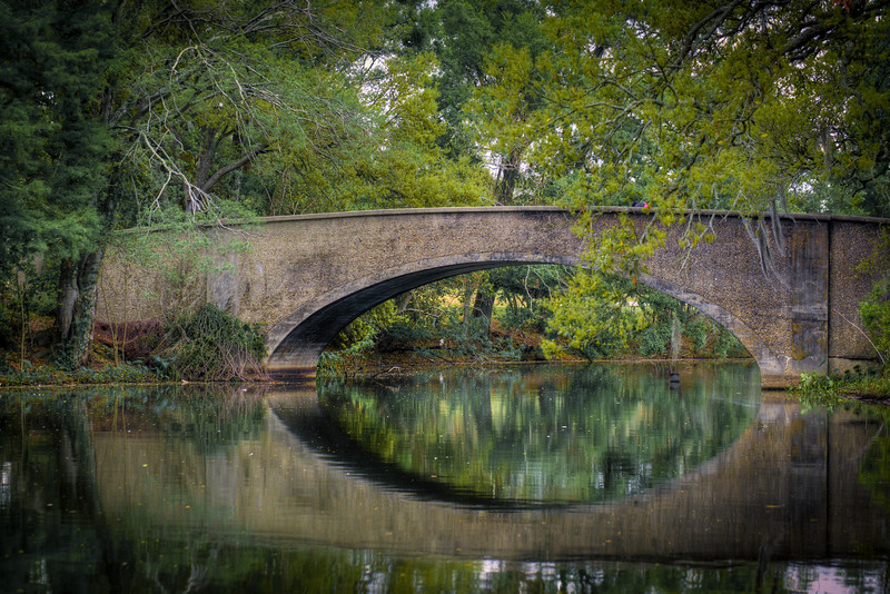 Audubon Park Lagoon