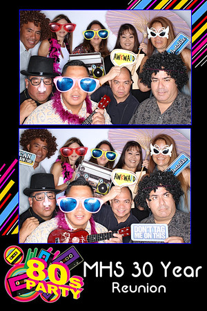 Maui High Class of 1986 Reunion