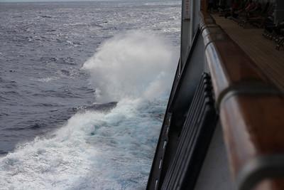Day at Sea Jan 20