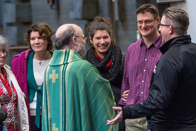 Jan 17, 2014 - 11:30 Mass by Fr. Dave Gese