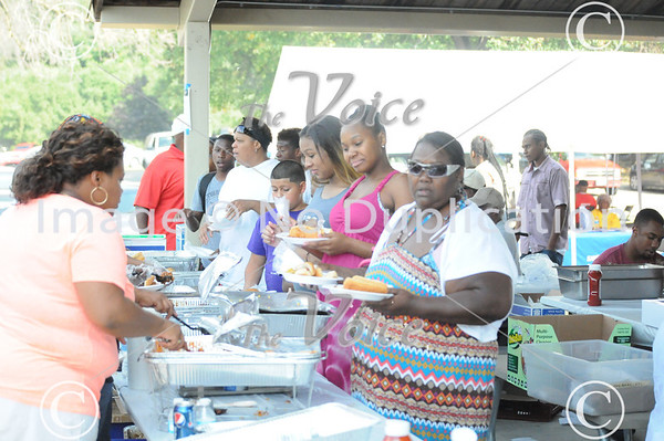 26th Annual Dr. Martin Luther King Park Funfest in Aurora, Ill 8-18-13