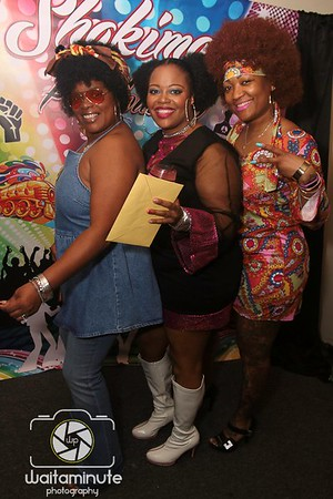 Shakima's Fabulous 40th  Seventies Birthday Bash