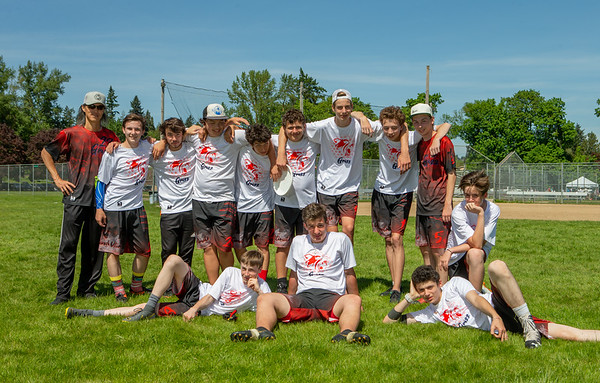 Ashland Grizz - Ultimate Frisbee-May 2019